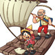 Pinocchio on a Raft - GraphicRiver Item for Sale