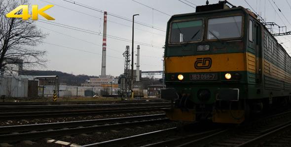 Passenger Train 1