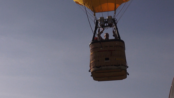 VideoHive Hot Air Balloon 10142415