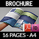 Corporate Brochure Template Vol.40 -16 Pages - GraphicRiver Item for Sale