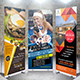 Stand Banner Mockup - GraphicRiver Item for Sale