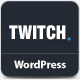 Twitch - Multipurpose Business WordPress Theme  - ThemeForest Item for Sale