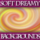 Set of Beautiful Soft Dreamy Spiral Background - GraphicRiver Item for Sale