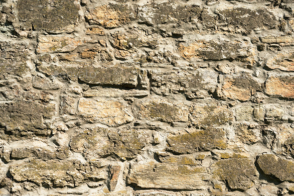 GraphicRiver Limestone Wall 10143076