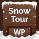 Snow Tour - Wordpress Winter Travel/Tour Theme - ThemeForest Item for Sale
