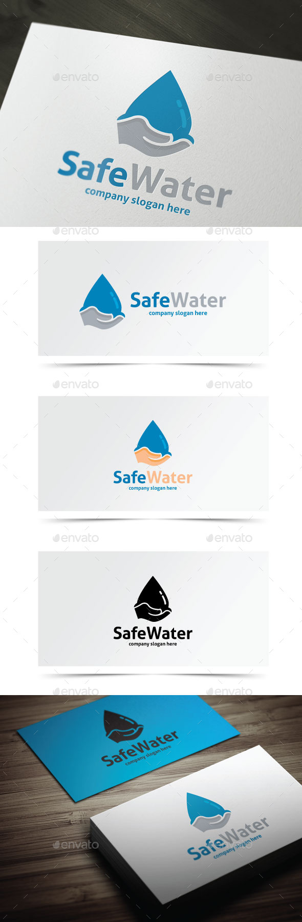 GraphicRiver Safe Water 10143770