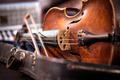 Old violin - PhotoDune Item for Sale