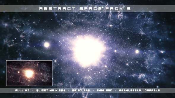 Abstract Space Pack 5