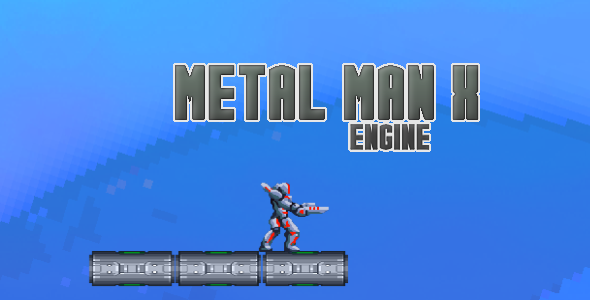 CodeCanyon Metal Man X Engine 10144923