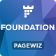 Foundation - Pagewiz Nonprofit Landing page