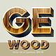 Wooden Alphabet  - GraphicRiver Item for Sale
