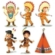 American Indians - GraphicRiver Item for Sale