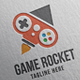Game Rocket - GraphicRiver Item for Sale