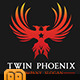 Twin Phoenix - GraphicRiver Item for Sale