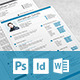 Modern Resume Template - 02 - GraphicRiver Item for Sale