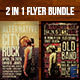 2in1 Flyer Bundle Volume 2 - GraphicRiver Item for Sale