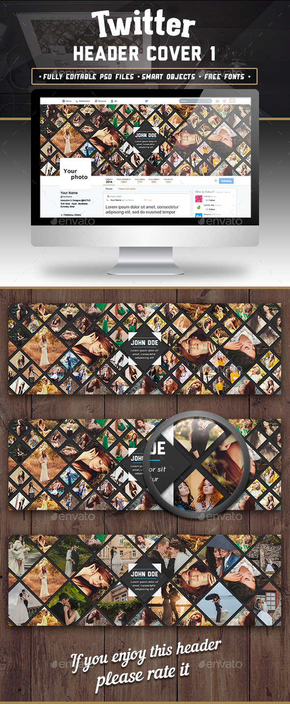 GraphicRiver Twitter Header 1 10146431