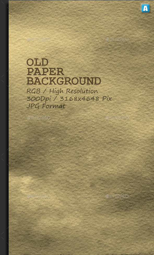 GraphicRiver Old Paper Texture 0062 10146502