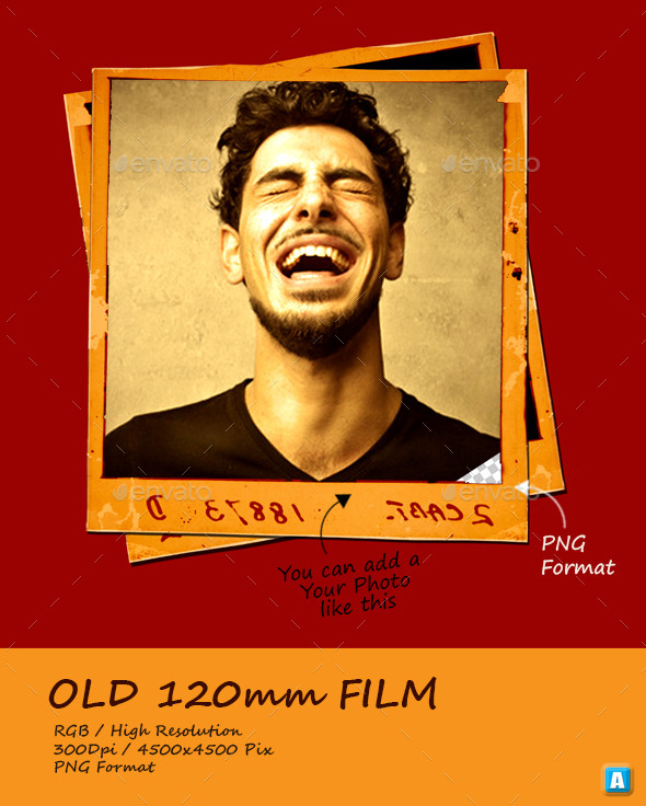 GraphicRiver Old Film Frame 0068 10147214