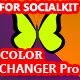 Color Changer Pro for Socialkit - CodeCanyon Item for Sale