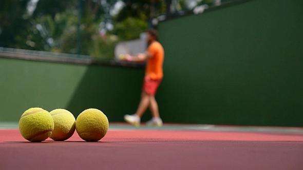 VideoHive Tennis Player 10148066