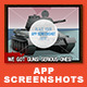 App Screenshots Templates Set #15
