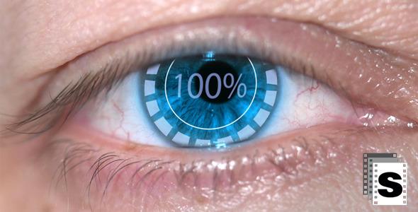VideoHive Eye Loading 10148225
