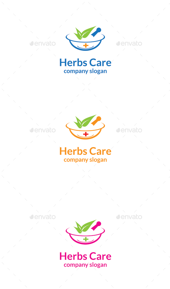 GraphicRiver Herbs Care 10148245