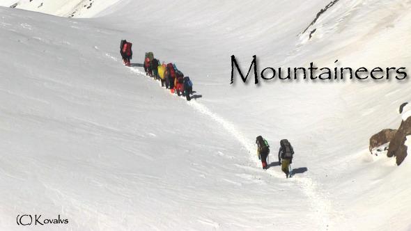VideoHive Climbers 10148552