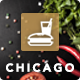Chicago - Restaurant, Cafe, Bar and Bistro Theme - ThemeForest Item for Sale