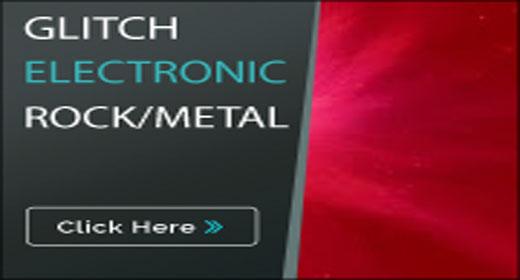 Glitch Electronic Rock Metal