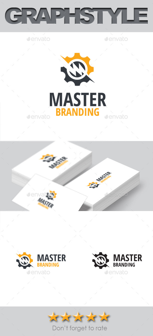 GraphicRiver Master Logo Templates 10148899