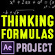 Thinking Math Formulas - VideoHive Item for Sale