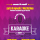 Karaoke Party Poster Template - GraphicRiver Item for Sale