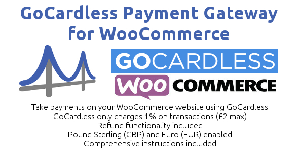 CodeCanyon GoCardless Payment Gateway for WooCommerce 10150037