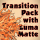 Transition Pack With Luma Matte - VideoHive Item for Sale
