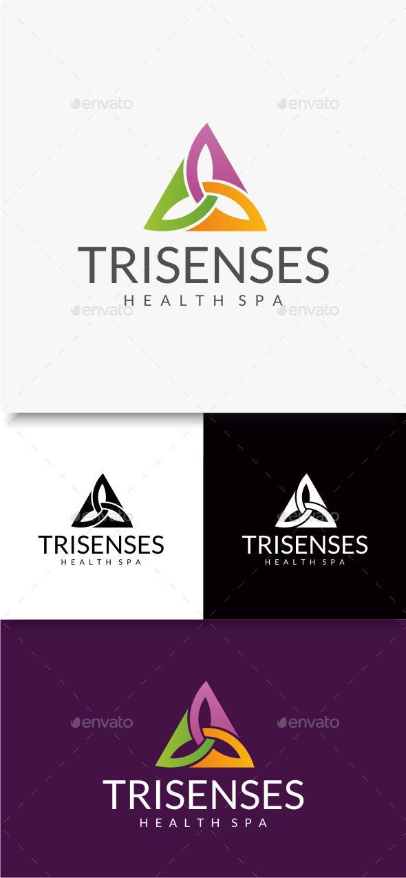 GraphicRiver Trisenses Logo 10150104