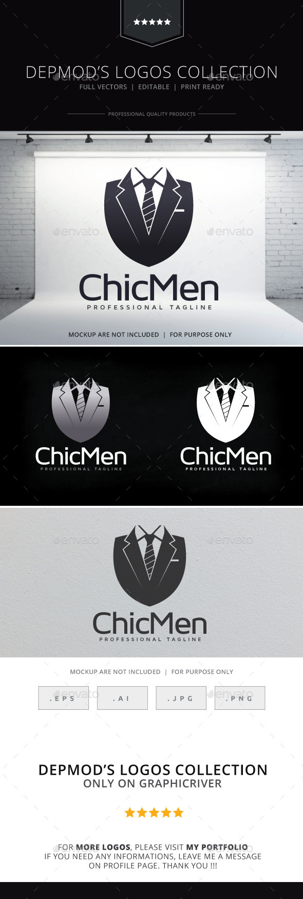 Chic Men Logo