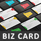 Corporate Business Cards With Multiple Colors - GraphicRiver Item for Sale