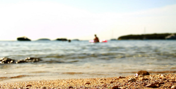 VideoHive A Day on the Beach 10151238