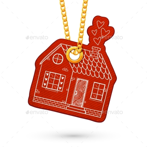 GraphicRiver House on a Chain 10153189
