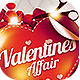 Valentines Affair - GraphicRiver Item for Sale