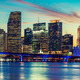 Panoramic view of Miami, special photographic processing - PhotoDune Item for Sale