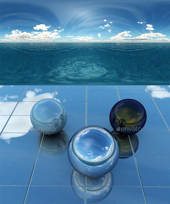 3DOcean Sea 216 10155298