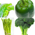 green healthy food collage collection - PhotoDune Item for Sale