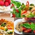 healthy Vegetarian vegan food collage - PhotoDune Item for Sale