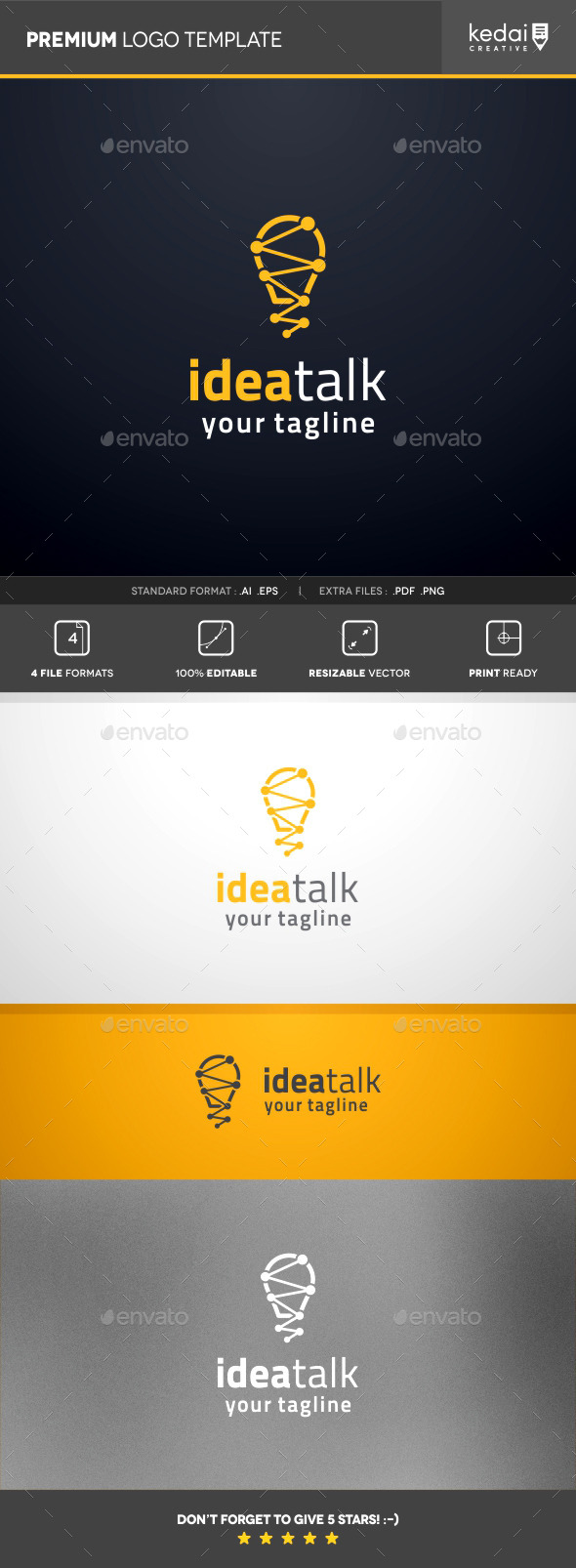 GraphicRiver Idea Talk 10155719