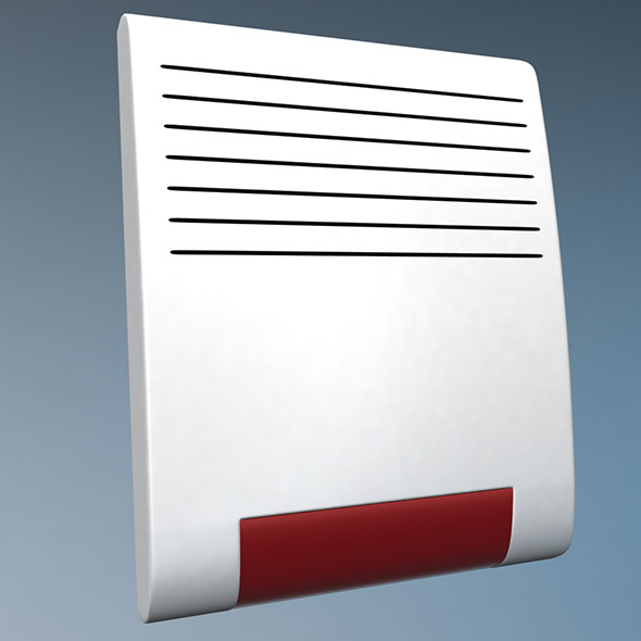 Wireless alarm beacon