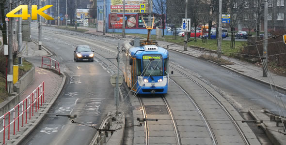 VideoHive Public Transport Tram system 10156108