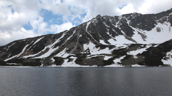 VideoHive Mountains & Lake Landscape 10156147